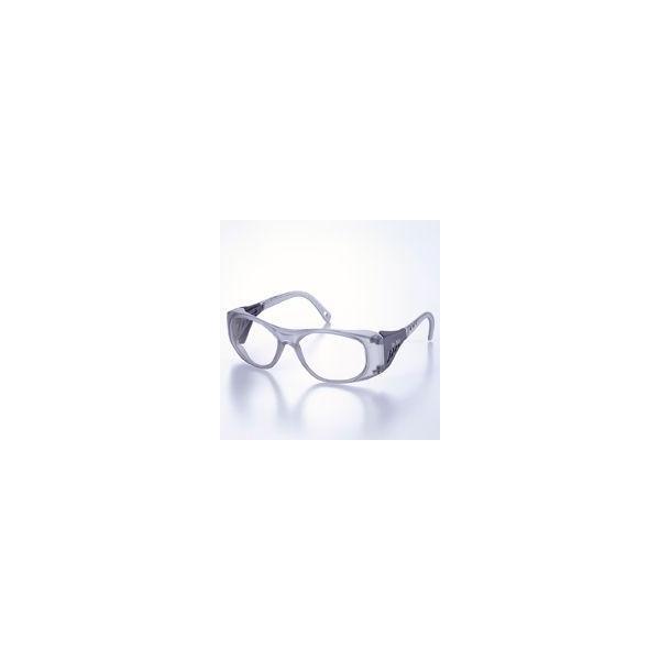 保護メガネ ブローガード付き TA-300-TBPCF JISPCF オールプラスチックフレーム ウィルス対策 インフルエンザ 飛沫 感染 予