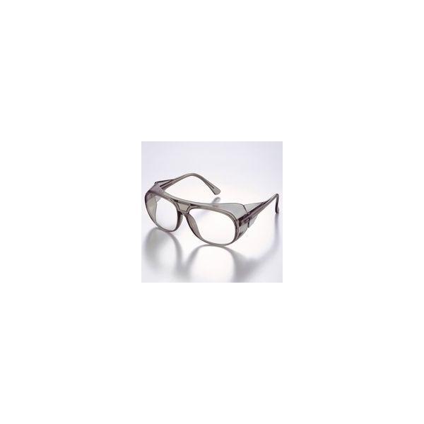 メガネ アイカップフレーム UL-101-TBPCHF JISTBPCHF 保護メガネ スペクタクル形 ウィルス対策 インフルエンザ 飛沫 感