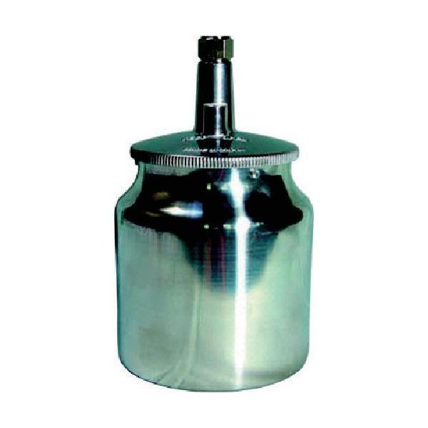 スプレーガン用塗料カップ 吸上式用 デビルビス 吸上式塗料カップアルミ製(容量700CC)G1/4 [KR-470-2] KR4702 販売単位:1 送料無料