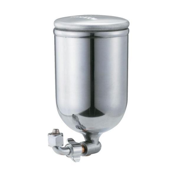 スプレーガン用塗料カップ 重力式用 TRUSCO トラスコ中山 塗料カップ 吸上式用 容量0.4L L型ジョイントタイプ [TGC-04-2L] TGC042L 販売単位:1 送料無料