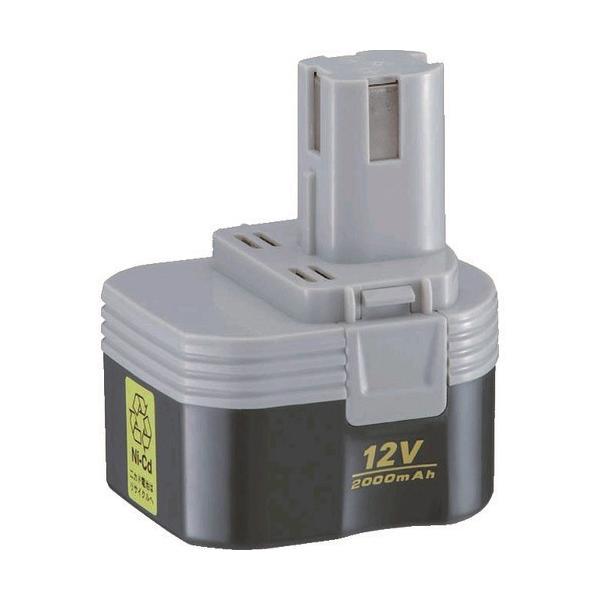 リョービ ニカド電池パック 12V [B-1220F2]  B1220F2 販売単位:1