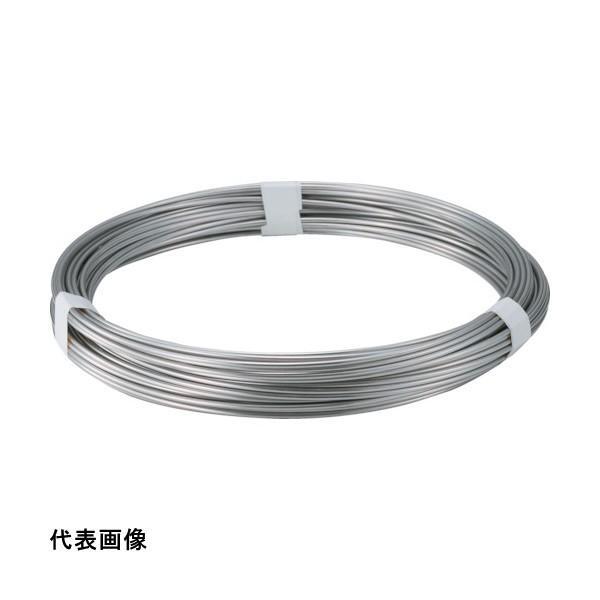 針金 TRUSCO トラスコ中山 ステンレス針金 2.0mm 1kg [TSW-20] TSW20 販売単位:1 送料無料