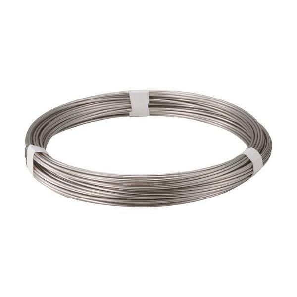 針金 TRUSCO トラスコ中山 ステンレス針金 2.6mm 1kg [TSW-26] TSW26 販売単位:1 送料無料