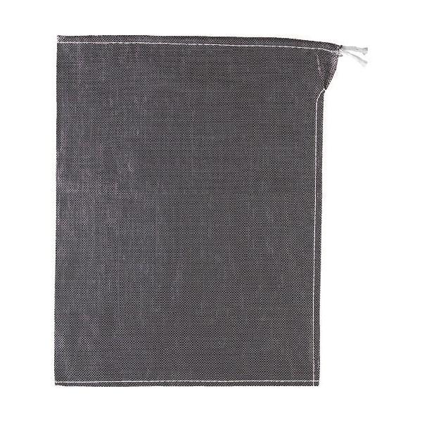 収納袋 TRUSCO トラスコ中山 強力カラー袋 ブラック (1S(袋)=10枚入) [TKB4862BLA] TKB4862BLA 販売単位:1