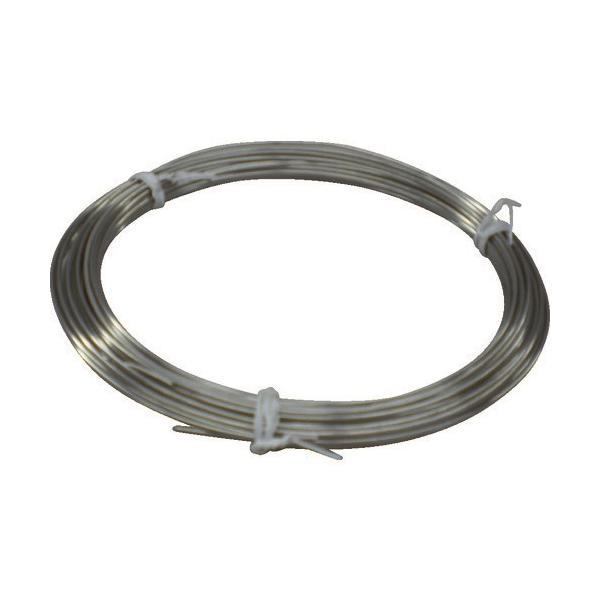 針金 TRUSCO トラスコ中山 ステンレス針金 小巻タイプ 1.6mmX15m [TSWS-16] TSWS16 販売単位:1