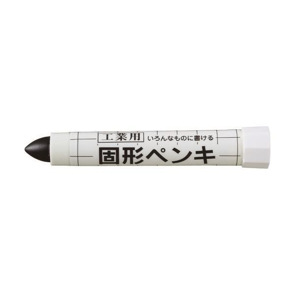 工業用マーカー サクラ 固形ペンキ 黒 [KSC49-BK] KSC49BK 販売単位:1