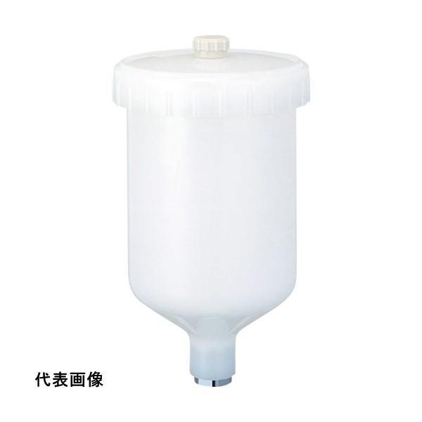 スプレーガン用塗料カップ 重力式用 アネスト岩田 重力式カップ(樹脂) 200ml [PCG-2P-2] PCG2P2 販売単位:1