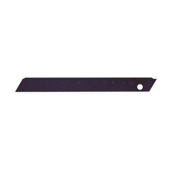 カッター 替刃 黒刃 カッターナイフ おすすめ 工具 NT 替え刃黒刃 0.25 [BA-52P] BA52P 販売単位:1