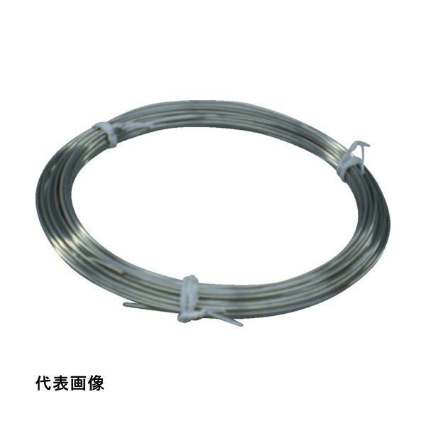 針金 TRUSCO トラスコ中山 ステンレス針金 0.45mmX10m [TSWS-045] TSWS045 販売単位:1