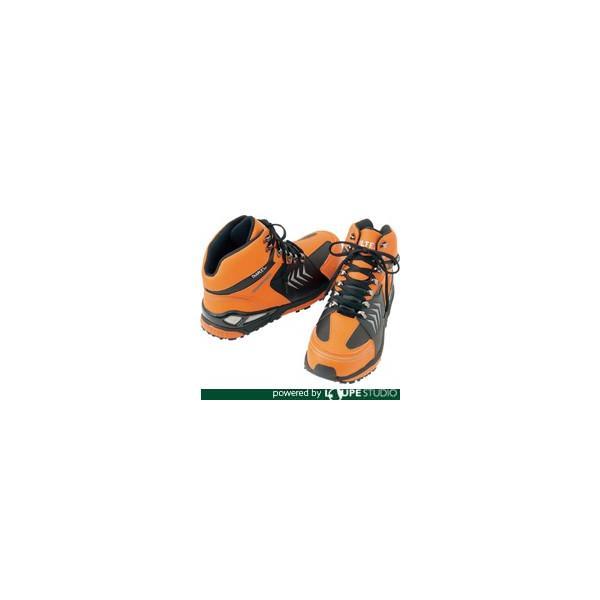 作業靴 ワークシューズ おすすめ 仕事 靴 シューズ くつ アイトス 防水セーフティーシューズ (ミドルカット) サックス 25.0 [AZ56380006-25.0] AZ5638000625