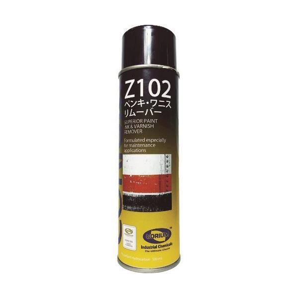 粘着剤クリーナー デブコン CORIUM Z102 ペンキ・ワニスリムーバー [C0102A] C0102A 販売単位:1 送料無料