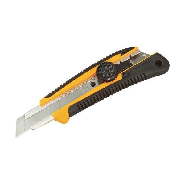 カッターナイフ カッター ナイフ おすすめ 工具 タジマ ネジプロ グリーL オレンジ クリアケース [LC561ORCL] LC561ORCL 販売単位:1