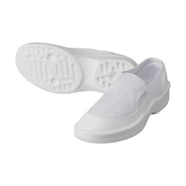 作業靴 ワークシューズ おすすめ 仕事 靴 シューズ くつ ゴールドウイン クリーンシューズ ホワイト 24.5cm [PA9380E-W-24.5] PA9380EW24.5  販売単