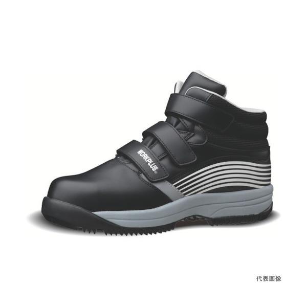 プロテクティブスニーカー ミドリ安全 簡易防水 防寒作業靴 MPS-155 24.0 [MPS-155 24.0] MPS15524.0 販売単位:1 送料無料