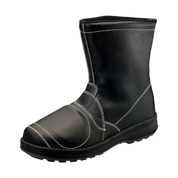 シモン 安全靴甲プロ付 長編上靴 WS44半長靴甲プロ内蔵 25.5cm [WS44KOUPRO-255] WS44KOUPRO255  販売単位:1 送料無料