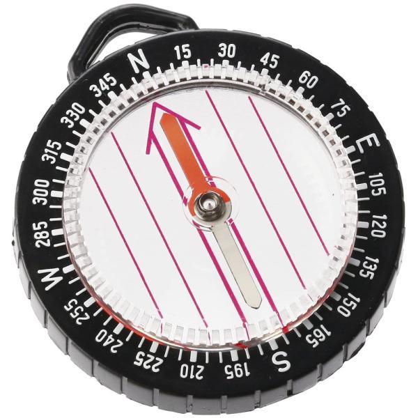 コンパス 方位磁石 文具 文房具 方角 方向 ルーペコンパス ハイキング 登山 おすすめ 虫眼鏡 ビクセン VIXEN