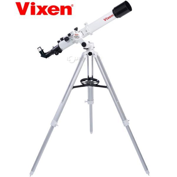 天体望遠鏡 子供 初心者 ビクセン モバイルポルタ A70LF スマホアダプター VIXEN スマホホルダー|loupe|02