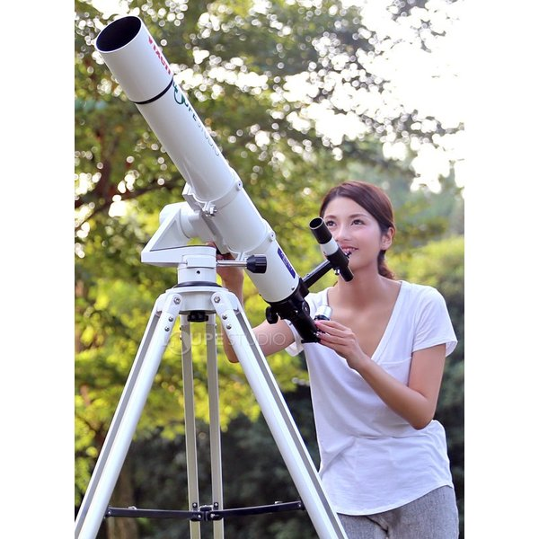 天体望遠鏡 スマホ ビクセン ポルタ II A80Mf Vixen ポルタ2 子供 初心者 小学生 屈折式 キャリングケース付き|loupe|05