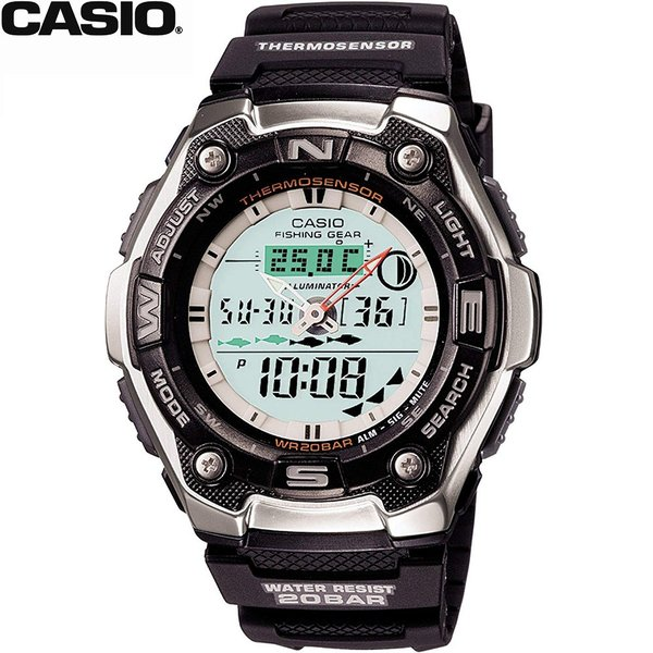 カシオ CASIO スポーツギア SPORTS GEAR AQW-101J-1AJF|loupe