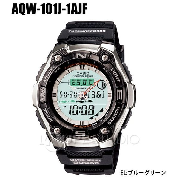 カシオ CASIO スポーツギア SPORTS GEAR AQW-101J-1AJF|loupe|02