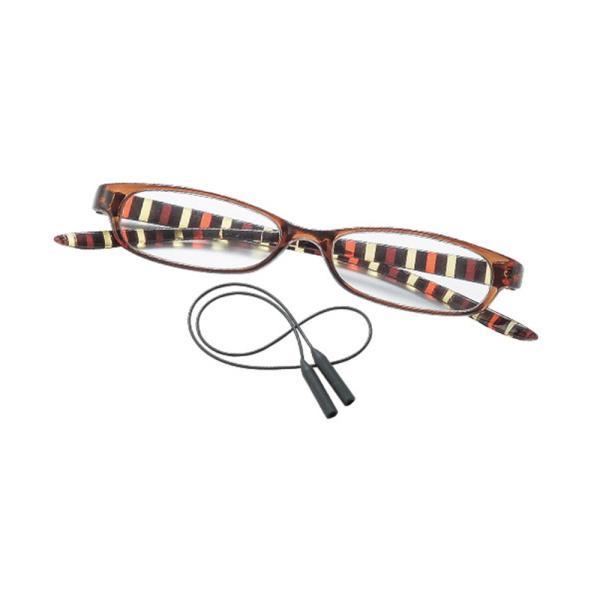 老眼鏡 ライブラリーコンパクト 男女兼用 シニアグラス リーディンググラス レディース メンズ おしゃれ ケース付き