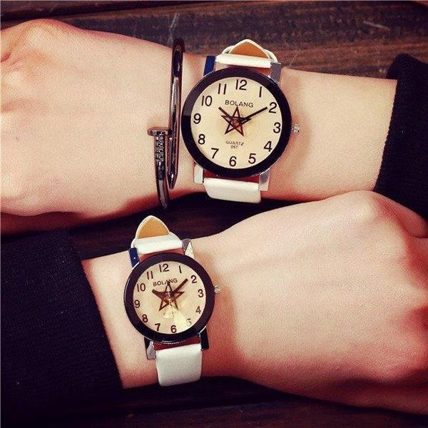 腕時計 レディース 時計 おしゃれ かわいい 人気 アクセサリー 秒針が星形なおしゃれなレディースファッションウォッチ 腕時計 安い 40代 50代 30代 20代|loveaccessories|04