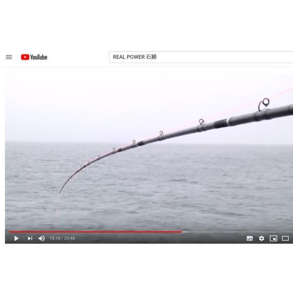 ハイパワーX構造を採用 REAL POWER 石鯛 540 置竿 シマノ