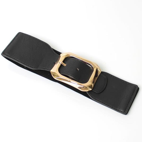 ベルト レディース 太 ベルト ゴム レディース ファッション ゴムベルト レディース パーティードレス 通販 2本セットで割引価格|lovegal|09