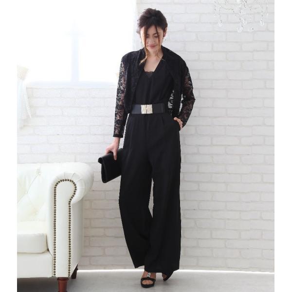 ゴムベルト 太 ベルトレディース フリーサイズ 白 黒 ウエストマーク レディースファッション パーティードレス通販クレア 2本セットで割引価格|lovegal|13