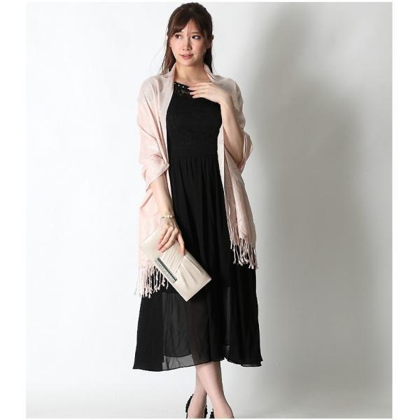 d90982034e1f1 ... パーティードレス ロング 結婚式 ワンピース 袖あり 大きいサイズ 20代 30代 40代 ...