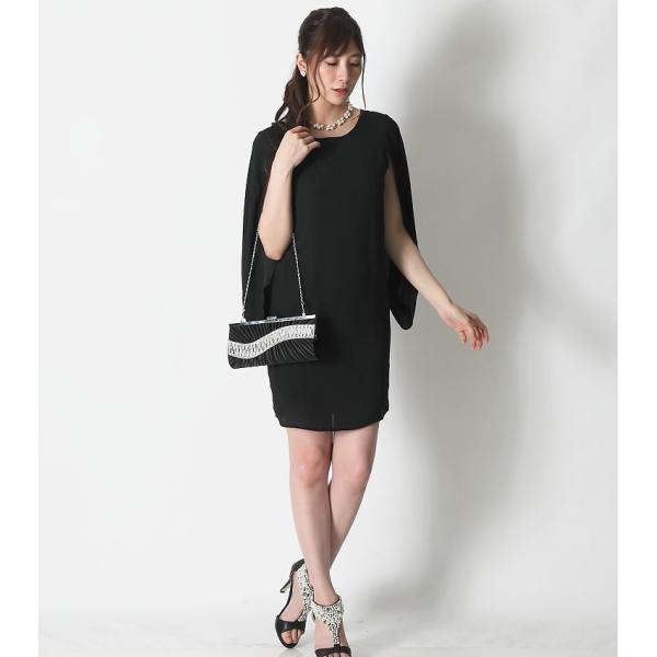 結婚式 お呼ばれ 30代 夏 二次会 ワンピース パーティードレス 袖あり 大きいサイズ 20代 ドレス 体型カバー ドレス 同窓会 服装 安い パーティードレス 通販|lovegal|09