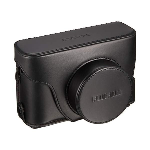 FUJIFILM X100S ブラック用レザーケース F LC-X100S BT