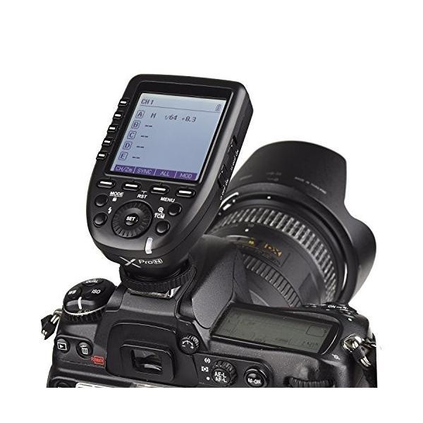 『技適マークを付き』Godox TT685 高速同期 TTL フラッシュ カメラ XPro 2.4G無線フラッシュトリガー 1 /