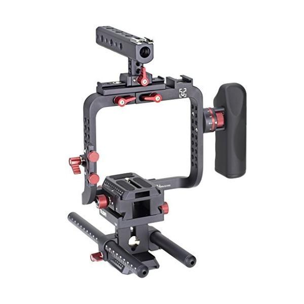 TUBA デジタル一眼ムービ撮影用 カメラケージ PA-1 79750