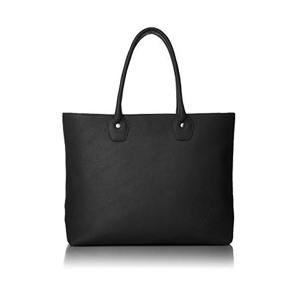 キタムラ トートバッグスケッチブックB4サイズ対応Y-068115801ブラック/グレーステッチ 黒 15801