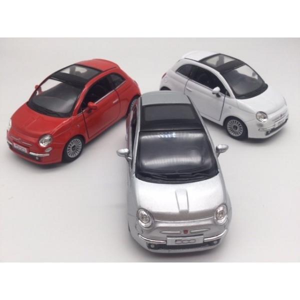 1/28 フィアット500 2007年 FIAT 1台売り ミニカー イタリア車|lovelybeetlegarage
