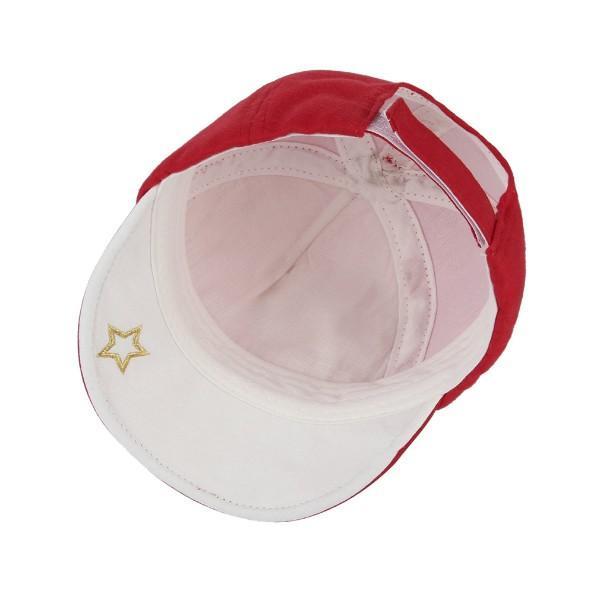 3a2dfaea58df2 ... ベビー帽子 キャップ サンバイザー つば広 女の子 男の子 子供用 日よけ止め UV