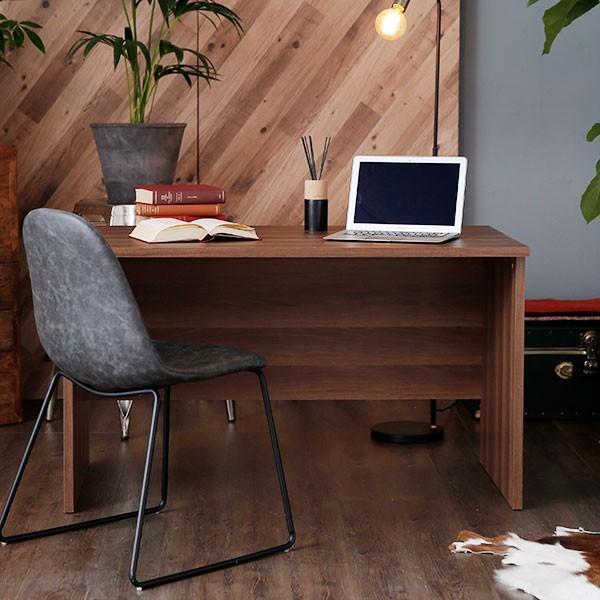 パソコンデスク 机 幅180cm ライティング オフィス PC おしゃれ 木製 事務机 ワーク 省スペース|low-ya|02