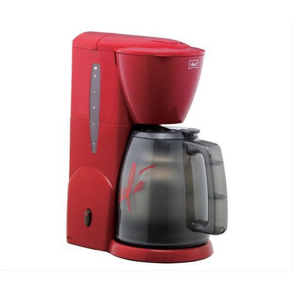 RoomClip商品情報 - MELITTA(メリタ)コーヒーメーカー アロマサーモ(5カップ) JCM-512  レッド
