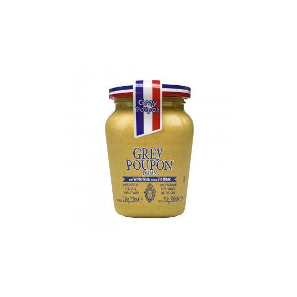 Grey Poupon(グレープポン) ディジョン(ホット) 215g×12個セット