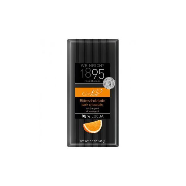 ワインリッヒ ダークチョコレート 85%カカオ ウィズ オレンジ 100g 120セット