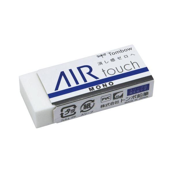 (まとめ) トンボ鉛筆 消しゴム モノ エアタッチ EL-AT 1個入 〔×30セット〕