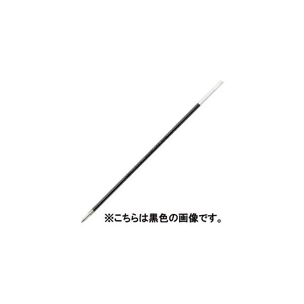 (業務用50セット) ぺんてる ボールペン替え芯/リフィル 〔0.5mm/赤 10本パック〕 油性インク BKL5-B