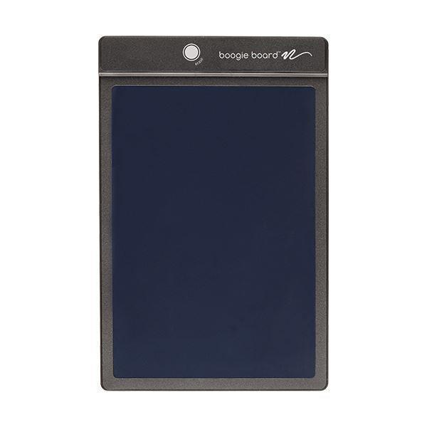 (まとめ) キングジム 電子メモパッド ブギーボード黒 BB-1GX 1台 〔×5セット〕