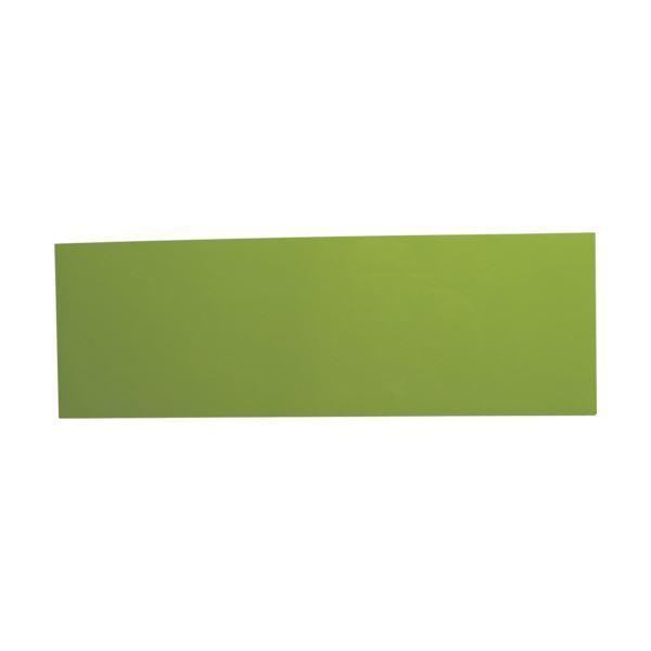 (まとめ) カーク カラーマグネットシート 緑MCD-GN 1枚 〔×10セット〕