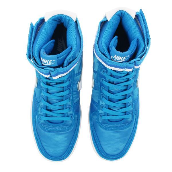 NIKE VANDAL HIGH SUPREME ナイキ バンダル ハイ サプリーム BLUE ORBIT/WHITE|lowtex|02