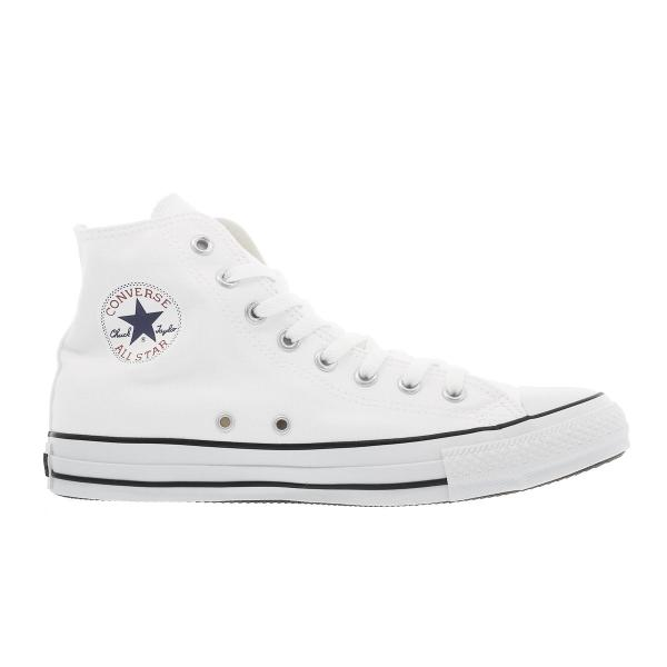 CONVERSE CANVAS ALL STAR COLORS HI コンバース キャンバス オールスター カラーズ HI WHITE/BLACK
