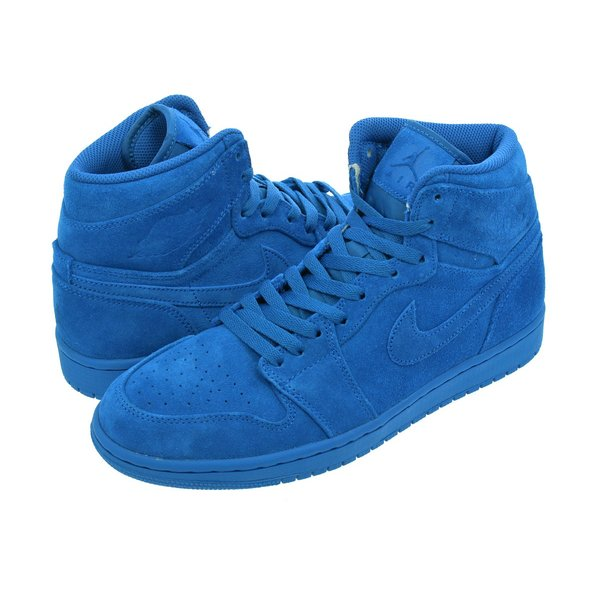 NIKE AIR JORDAN 1 RETRO HIGH ナイキ エア ジョーダン 1 レトロ ハイ TEAM ROYAL/TEAM ROYAL|lowtex|01