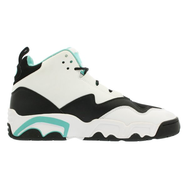 PUMA SOURCE MID プーマ ソース ミッド WHITE/BLACK/BLUE TURQUOISE 369829-04|lowtex|05