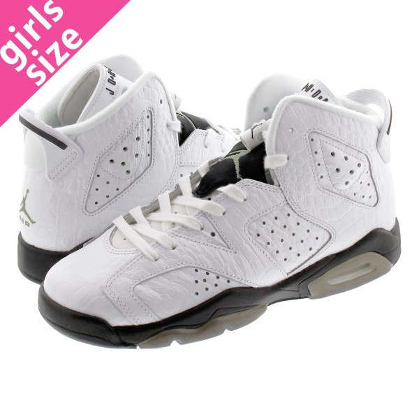 "/""Alligator/"" GS 384665 110-2020 Air Jordan 6 Retro"